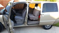 Picture of 1999 Nissan Quest 4 Dr GXE Passenger Van, interior, gallery_worthy