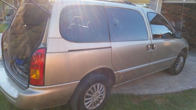 Picture of 1999 Nissan Quest 4 Dr GXE Passenger Van