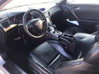 2011 Hyundai Genesis Coupe Interior