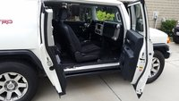 Picture of 2009 Toyota FJ Cruiser 2WD, interior, gallery_worthy