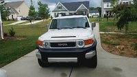 Picture of 2009 Toyota FJ Cruiser 2WD, exterior, gallery_worthy