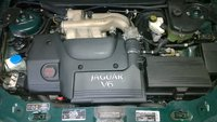 Picture of 2003 Jaguar X-TYPE 2.5, engine