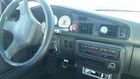 Picture of 1991 Mazda MX-6 2 Dr GT Turbo Coupe, interior, gallery_worthy