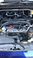 Picture of 2016 Subaru WRX Limited, engine