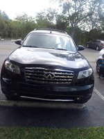 Picture of 2008 INFINITI FX35 AWD, exterior