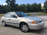 Picture of 2001 Chevrolet Prizm 4 Dr LSi Sedan, exterior, gallery_worthy