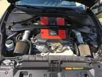 Picture of 2014 Nissan 370Z NISMO, engine