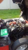 Picture of 1977 Triumph Spitfire, engine