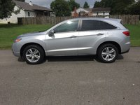 Picture of 2014 Acura RDX FWD with Technology Package, exterior, gallery_worthy