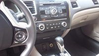 Picture of 2013 Honda Civic Coupe EX, interior, gallery_worthy