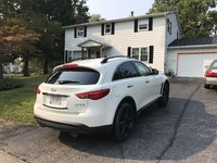 Picture of 2015 INFINITI QX70 Base, exterior