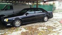 Picture of 2001 Cadillac DeVille DTS, exterior, gallery_worthy