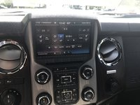 Picture of 2016 Ford F-250 Super Duty Lariat Crew Cab 4WD, interior, gallery_worthy