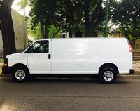 Picture of 2016 Chevrolet Express Cargo 2500 Ext., exterior, gallery_worthy