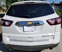 Picture of 2016 Chevrolet Traverse LTZ AWD, exterior, gallery_worthy