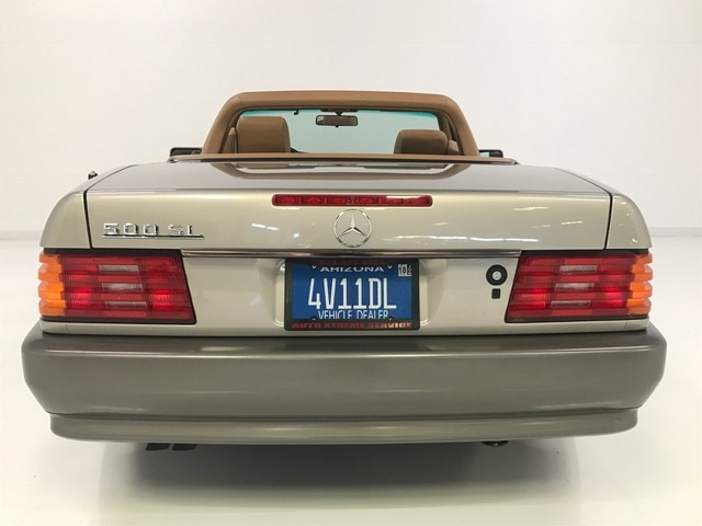 Picture of 1990 Mercedes-Benz SL-Class 500SL