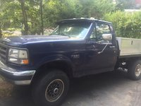 Picture of 1995 Ford F-250 2 Dr XL 4WD Standard Cab LB, exterior, gallery_worthy