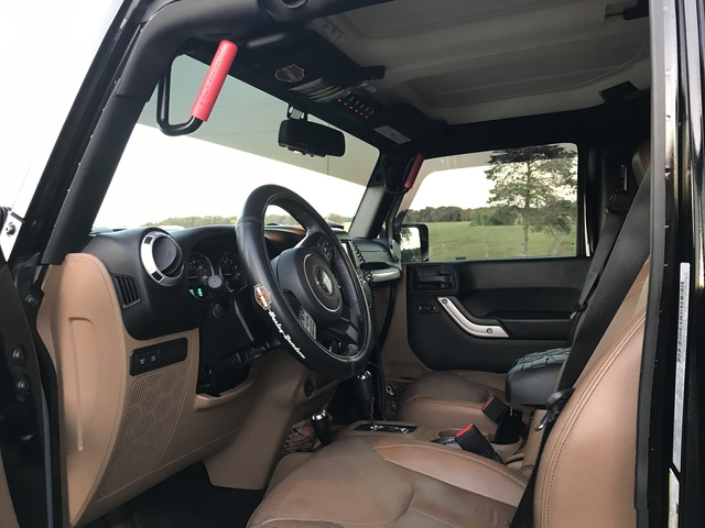 Superieur Picture Of 2015 Jeep Wrangler Rubicon, Interior, Gallery_worthy