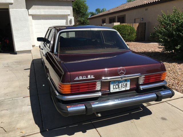 Picture of 1975 Mercedes-Benz 450-Class