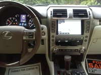 Picture of 2014 Lexus GX 460 Luxury 4WD, interior, gallery_worthy