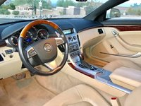 Picture of 2013 Cadillac CTS Coupe Premium, interior, gallery_worthy