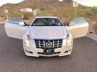 Picture of 2013 Cadillac CTS Coupe Premium, exterior, gallery_worthy