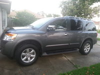 Picture of 2014 Nissan Armada SV 4WD, exterior