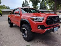 Picture of 2017 Toyota Tacoma Double Cab V6 TRD Off Road 4WD, exterior