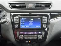 2017 Nissan Rogue Sport SV AWD, 2017 Nissan Rogue Sport NissanConnect radio display, interior, gallery_worthy