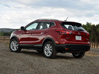 2017 Nissan Rogue Sport SV AWD, 2017 Nissan Rogue Sport SV in Palatial Ruby, exterior, gallery_worthy