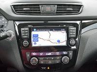 2017 Nissan Rogue Sport SV AWD, 2017 Nissan Rogue Sport NissanConnect navigation display, interior, gallery_worthy