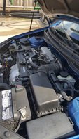 Picture of 2008 Kia Rio SX, engine