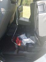 Picture of 2016 Toyota Tundra SR Double Cab 4.6L, interior