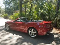 Picture of 2015 Chevrolet Camaro 2SS, exterior, gallery_worthy