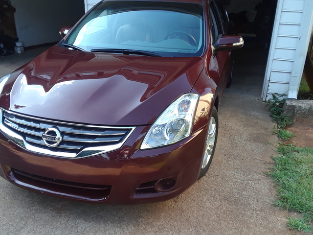 Picture of 2012 Nissan Altima Coupe 2.5 SL