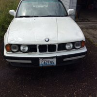 Picture of 1989 BMW 5 Series 525i Sedan RWD, exterior, gallery_worthy