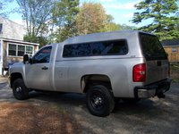 Picture of 2007 Chevrolet Silverado Classic 2500HD Work Truck Long Bed, exterior, gallery_worthy
