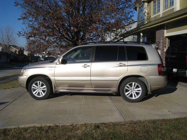 Picture of 2006 Toyota Highlander Hybrid Limited