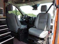 Picture of 2016 Ford Transit Cargo 350 3dr LWB Medium Roof w/Sliding Passenger Side Door, interior, gallery_worthy