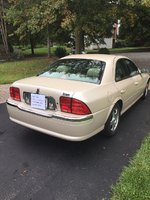 Picture of 2000 Lincoln LS V8, exterior, gallery_worthy