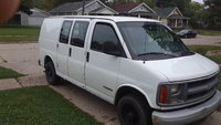 Picture of 2002 Chevrolet Express Cargo 3 Dr G2500 Cargo Van, exterior, gallery_worthy