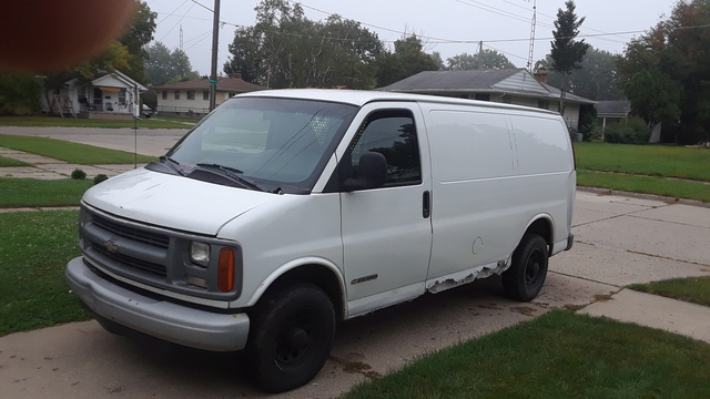 Picture of 2002 Chevrolet Express Cargo 3 Dr G2500 Cargo Van