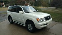 1999 Lexus LX 470 Picture Gallery
