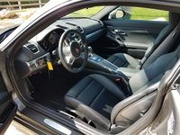 Picture of 2015 Porsche Cayman S, interior, gallery_worthy