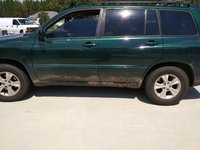 Picture of 2001 Toyota Highlander Base V6, exterior, gallery_worthy