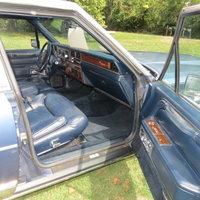 1988 Lincoln Town Car Interior Pictures Cargurus