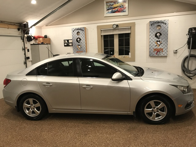 Picture of 2016 Chevrolet Cruze Limited 1LT
