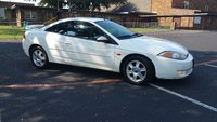 Picture of 2002 Mercury Cougar 2 Dr V6 Hatchback, exterior, gallery_worthy