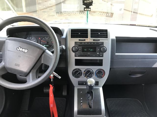 2007 Jeep Patriot Interior Pictures Cargurus
