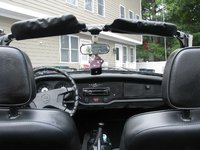 Picture of 1974 Volkswagen Karmann Ghia Convertible, interior, gallery_worthy
